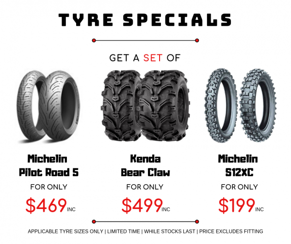 TYRES SPECIAL